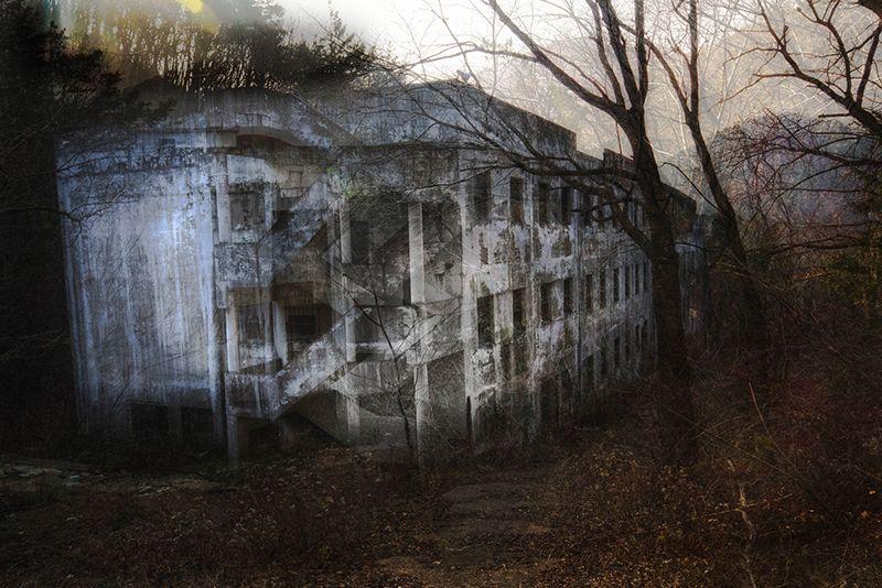 South Korea's Creepiest Abandoned Mental Hospital - Standard