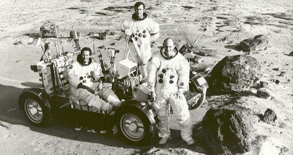 Moon Landing: Conspiracy Theorists Claim Photo Proves Them Right