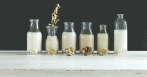 compare non-dairy milks