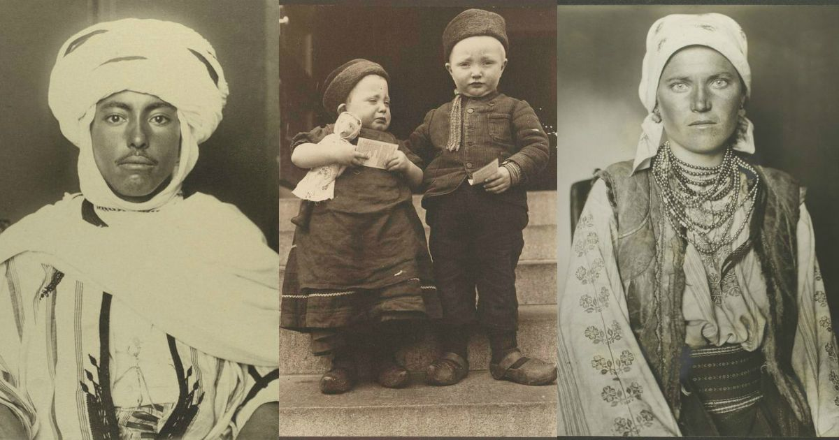 The Incredible Diversity of Ellis Island Immigrants